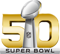 Logo du Super Bowl 50