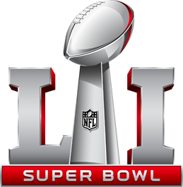 Logo du Super Bowl 51