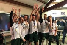 Cinquième Coupe de France de Flag pour les Sphinx