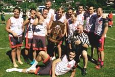 Les Bulldogs de Saint-Cergues, Champions de France 2017 de Flag