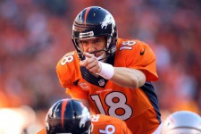 Direction Superbowl pour Manning