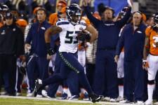 Malcolm Smith, le MVP, réalise le pick 6 sur Manning