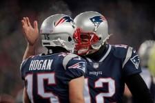 Le retour de Chris Hogan a soulagé Brady