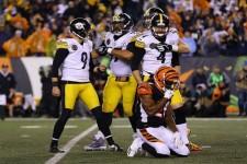 Les Steelers à la lutte avec les Patriots pour la première place