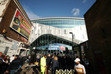 Raiders v Bears à Tottenham