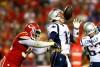 La d�fense Chiefs laisse un souvenir amer � Tom Brady