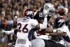 Latavius Murray marque un TD face aux Broncos