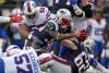 Dion Lewis éloigne les Bills des playoffs avec une grosse performance au sol