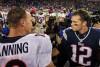 Brady V Manning, une rivalité qui continue dans les livres d'histoire NFL
